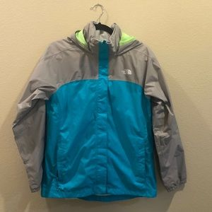 NEW! North Face Rain Jacket